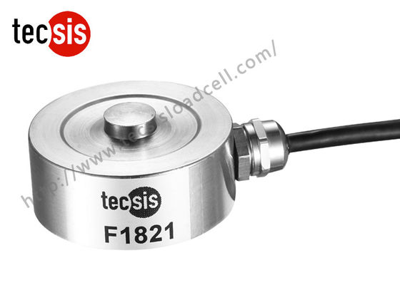 China Low Profile Compact 20kg Testing Strain Gauge Load Cell Compression Type supplier