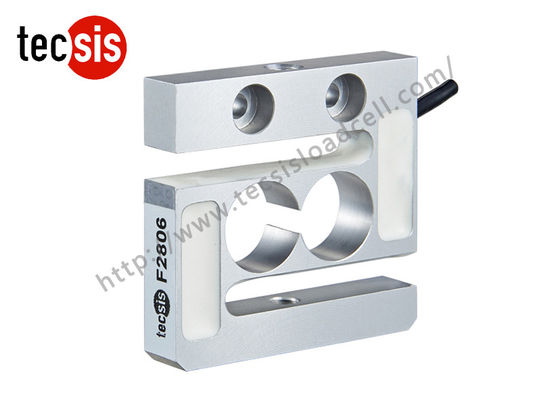 China Aluminum S-Type Load Cell , S-Beam Tension Compressive Load Cell 1kg 50kg 100kg supplier