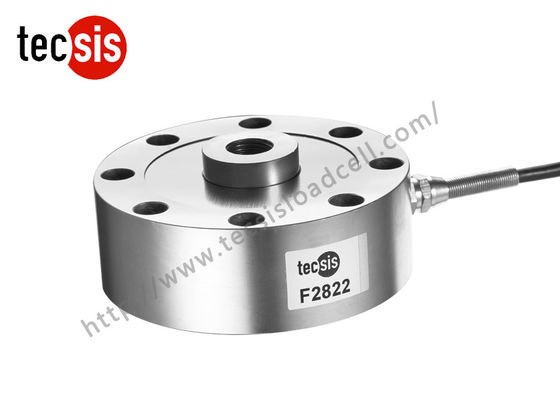 Pancake Truck Scale Tension Compression Load Cell Of Alloy