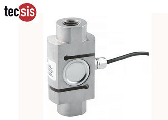 China Industrial Weighing Tension Compression Load Cell S-type , Compact Structure supplier