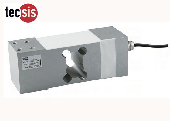 China Compact Tension Compression Load Cell Weight Sensor , Low Profile supplier