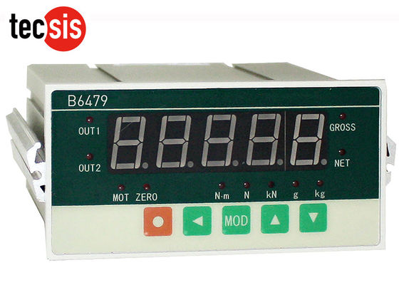 China LED Display Digital Weighing Indicator With Self-Diagnostic Function supplier