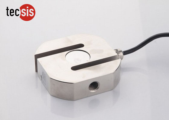 China S-type Miniature Compression Load Cell 500kg In Mechanical And Electrical Scale supplier