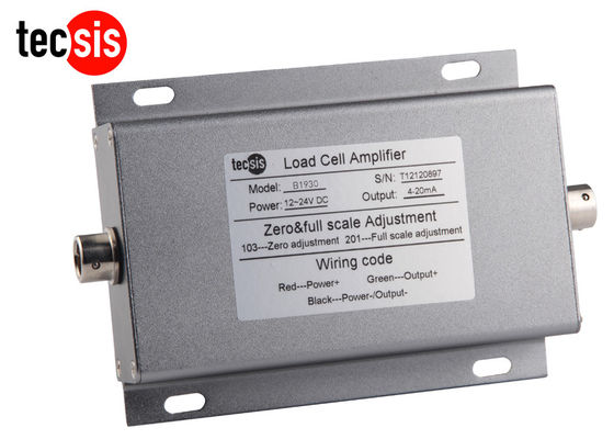 China Small Transducer Load Cell Amplifier Digital Input / Load Cell Transmitter supplier