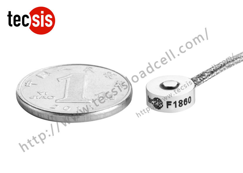 Stainless Steel Transducer Miniature Force Sensor Load