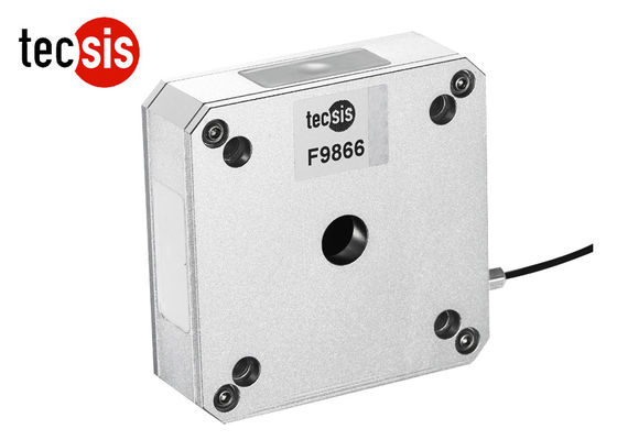 Six Dimensional Force Sensor Multi Axis Load Cell Accuracy Aluminum Alloy