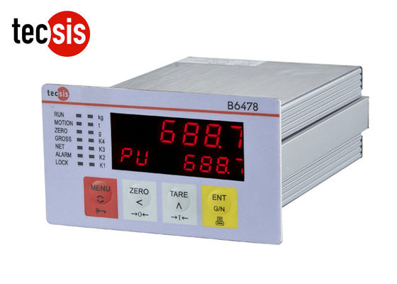 RS232 High Accuracy Digital Weighing Indicator Manual For Platform Scale