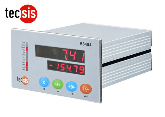 Multi Function Digital Weighing Indicator Load Cell Signal Display