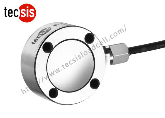 China Micro Waterproof Strain Gauge Load Cell 5kg - 2t With Low Profile , Stainless Steel factory