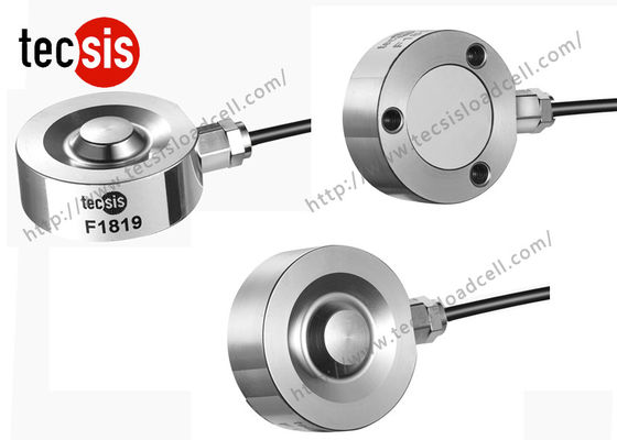 China High Accuracy Stainless Steel Load Cell 50N - 120KN , Waterproof IP66 factory