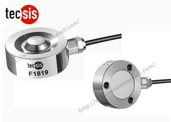 China High Precision Strain Gauge Load Cell Compression Type For Weighing Scale factory