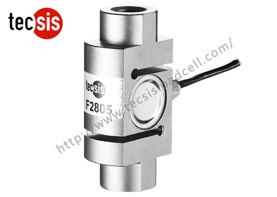 China Alloy Steel Weight Scale Load Cell Tension Compression Load Cell S Type factory