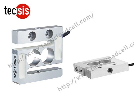 China High Precision Impact S - Beam Crane Scale Load Cell Strain Gauge 100kg factory