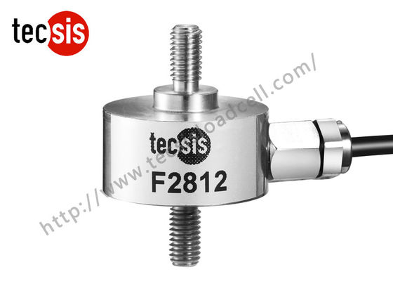 Small Tension Compression Load Cell , Stainless Steel Load Sensor 50kg 100kg