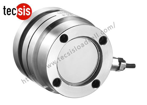 China Stainless Steel Force Sensor Compression And Tension Load Cell Transducer factory
