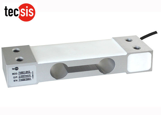 Aluminum Single Point Load Cell Strain Gauge for Weighing Scale 3kg To 250kg