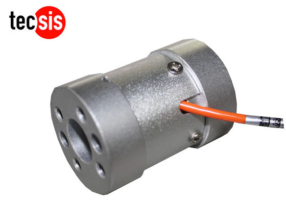 Column Type Rotary Static Torque Sensor Aluminum Load Cell 1Nm To 150Nm