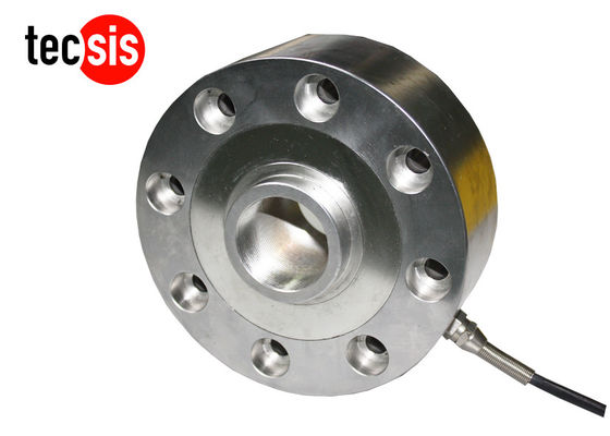High Capacity Pancake Truck Scale Tension Compression Load Cell Of Alloy Steel