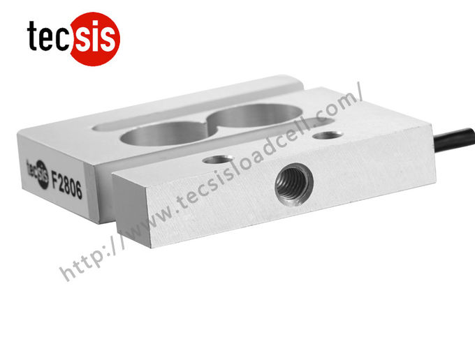 Aluminum S-Type Load Cell , S-Beam Tension Compressive Load Cell 1kg 50kg 100kg