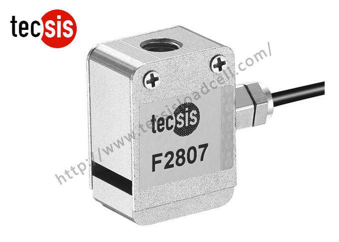 Compact Small S Type Force Sensor Load Cell Tension For Crane Scale
