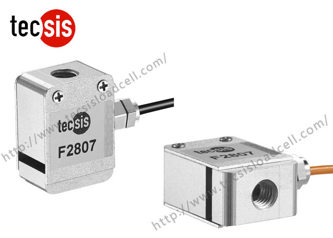 Miniature Compression S Type Load Cell Tension For Crane Scale / Electronic Weighing